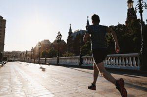 Hardlopen voor een beter leven